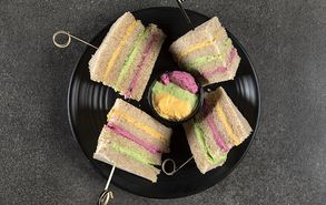 Recipe thumb sandwich ouranio toxo rainbow site