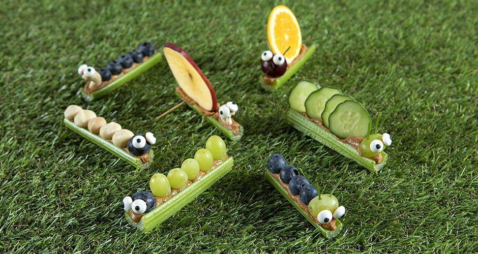 Celery snails