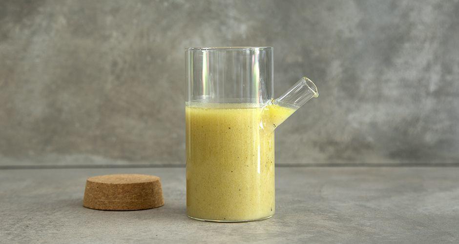 Olive oil-lemon dressing