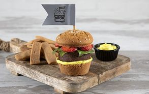 Recipe thumb cupcakes burger
