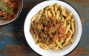 Recipe thumb vegan bolognese site