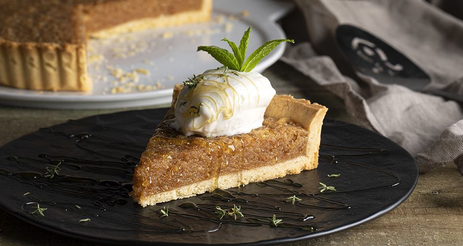 Honey tart