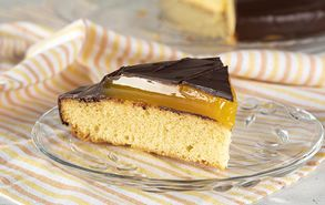 Recipe thumb cake choco orange