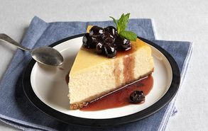 Recipe thumb amerikaniko cheesecake