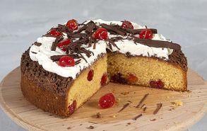 Recipe thumb cake vanilias me kerasia