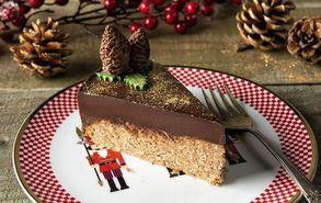 Recipe thumb cake me maurodafni kai ganas sokolata