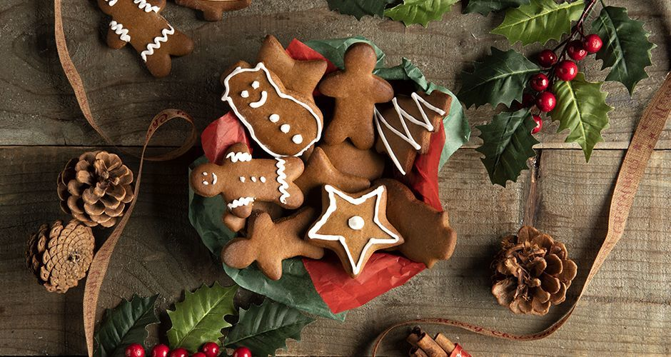 No Sugar Added Gingerbread Cookies Recipe Akis Petretzikis