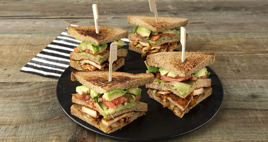 Recipe main vegetarian club sandwich site