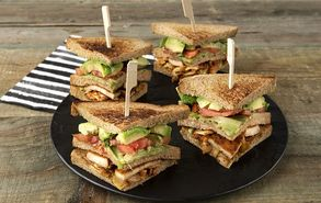 Recipe thumb vegetarian club sandwich site