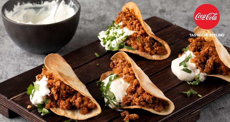 Recipe main tacos me kima