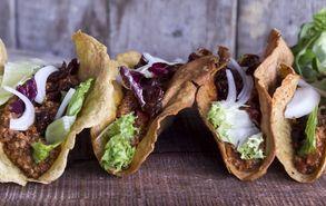 Recipe thumb akis petretzikis tacos