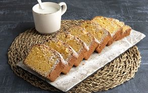 Recipe thumb cake portokali me leuki sokolata