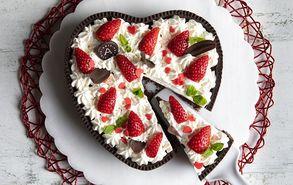 Recipe thumb tarta sokolatas kardia