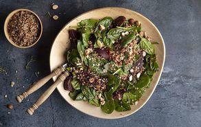 Recipe thumb salata me fagopirokai patzaria 7 2 20 site