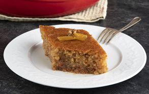 Recipe thumb siropiasto cake karamelas