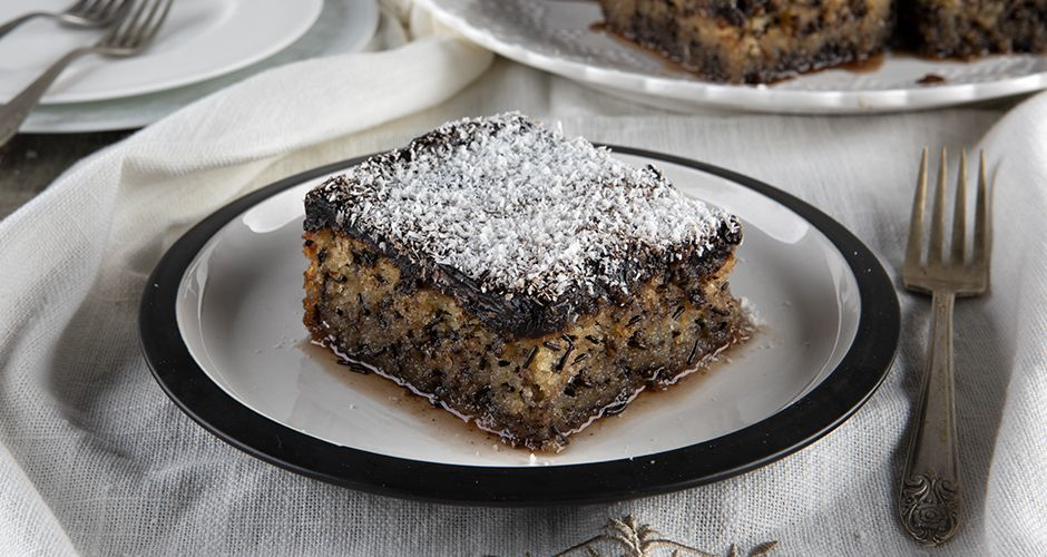 Syrup cake with chocolate chips – Mirmigato