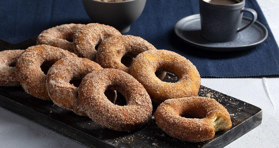 Recipe main grigora donuts