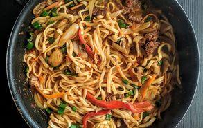 Recipe thumb noodles