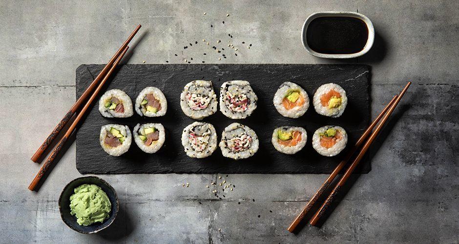 Recipe main sushi