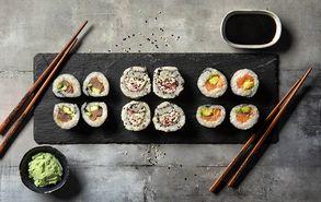 Recipe thumb sushi