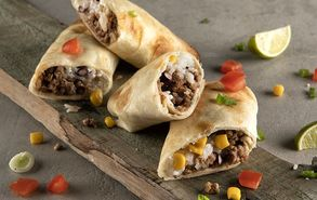Recipe thumb burrito site
