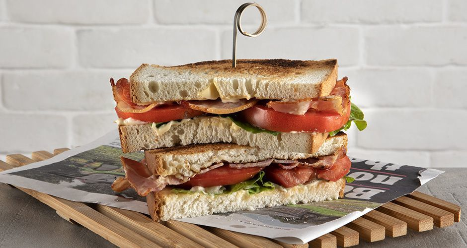 BLT σάντουιτς