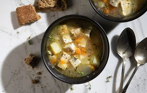 Recipe thumb chicken soup site