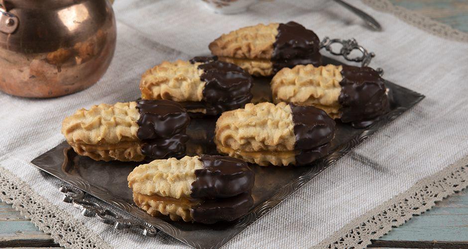 Petit fours cookies