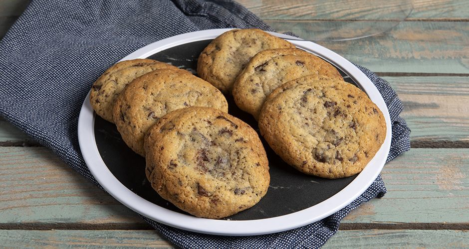 Recipe main soft cookies