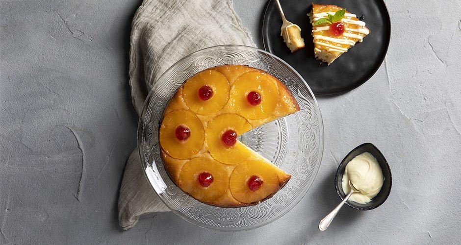 Recipe main anapodo cake anana