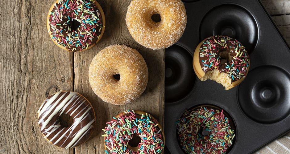 Recipe main mini donuts fournou