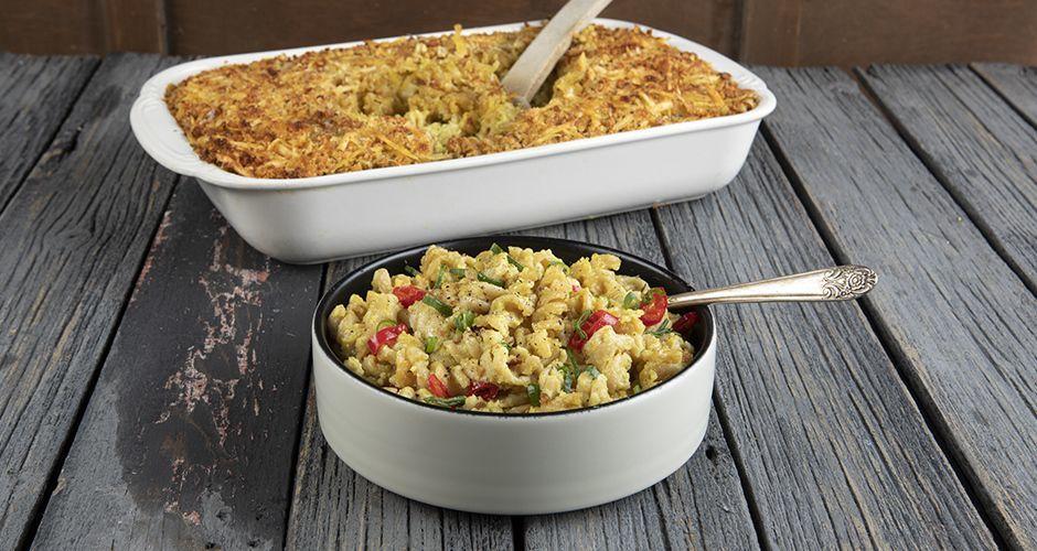 Recipe main vegan mac and cheese