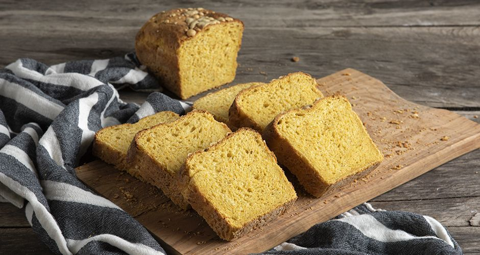 Carrot and cheese bread