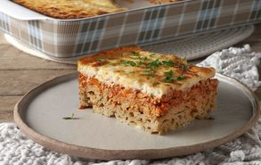 Recipe thumb light pastitsio me kima galopoulas