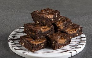 Recipe thumb brownie me karamela