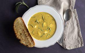 Recipe thumb soupa kolokithas
