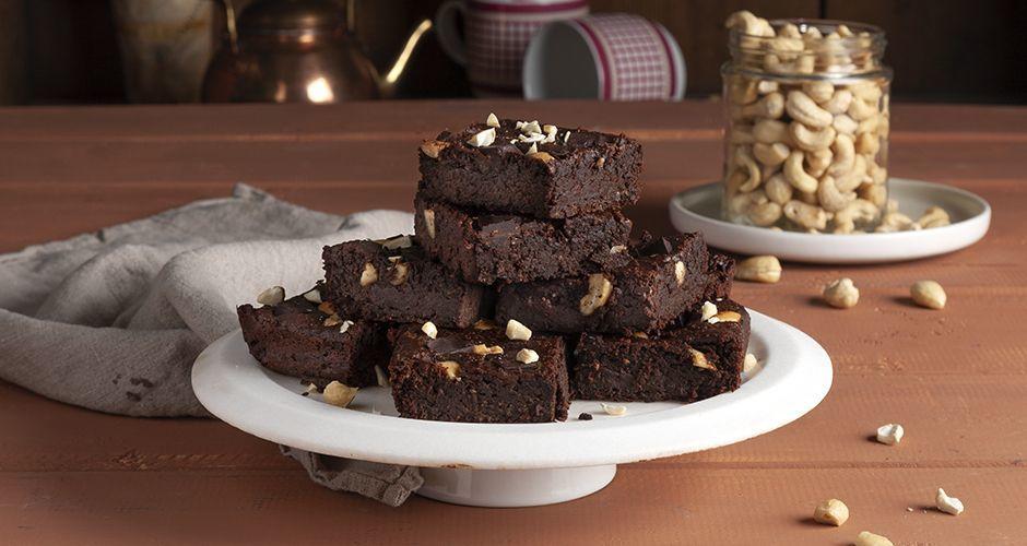 Brownies με γλυκοπατάτα