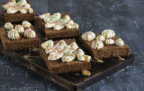Recipe thumb gingerbread brownies