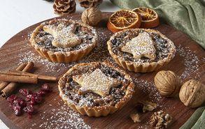 Recipe thumb mince pies