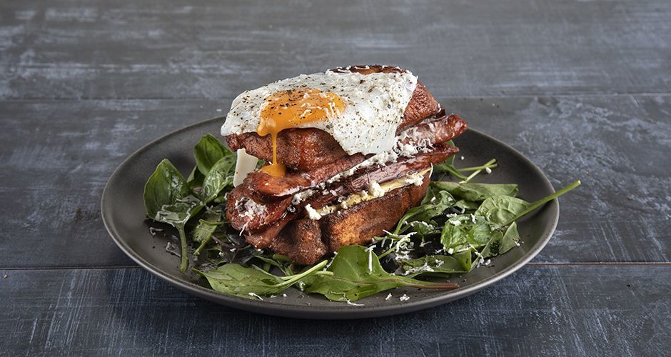 Recipe main avgofetes sandwich elliniko croque madame