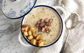 Recipe thumb veloute soupa me fasolia site