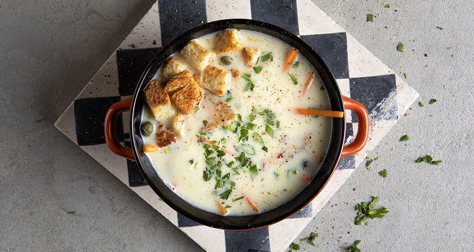 Σούπα φάβας