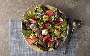 Recipe thumb salata me milo kokkino