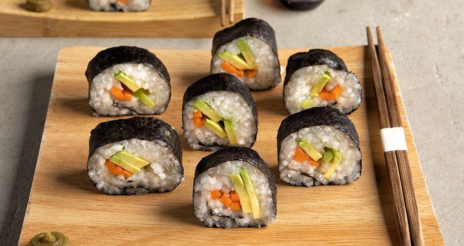 Recipe main sushi site