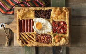 Recipe thumb breakfast pie pita proinou