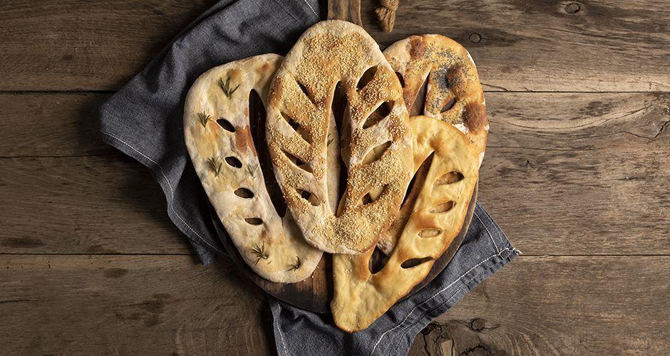 French flatbread - Fougasse