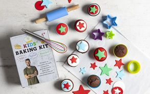 Recipe thumb muffins kids kit