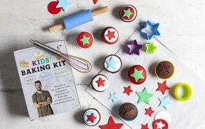Recipe thumb muffins kids kit