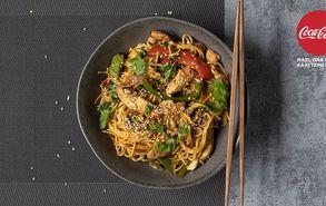 Recipe thumb noodles me laxanika kai kotopoulo copy