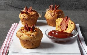 Recipe thumb corn dog muffins